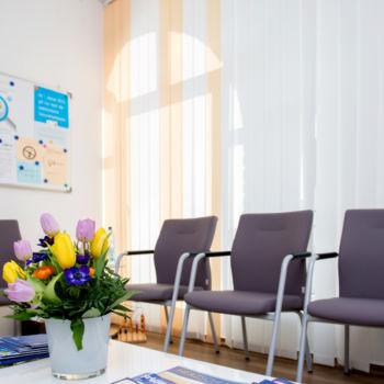 Dr. Siebecker - Neurologische Praxis - Das Wartezimmer