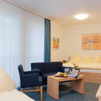 Johanniter Gästehaus - Hotelzimmer