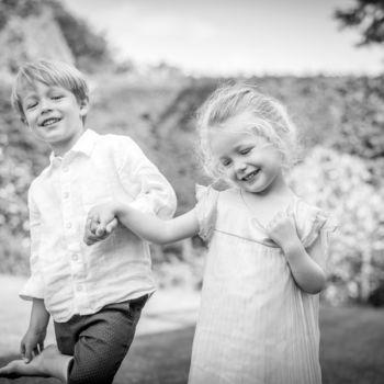 Geschwistershooting - Geschwisterliebe