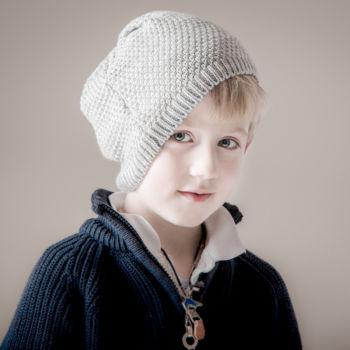 Kinderportrait - Der Junge mit der Mütze
