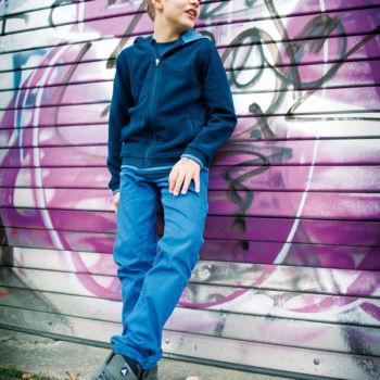 Cool Kids - Kleiner Skater