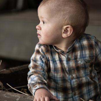 Kinderfotografie - Der Blick zur Seite